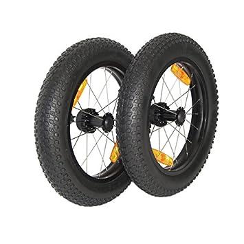 Burley Juego 2 Ruedas 16 + x 3 D Lite/Encore (ruedas transporte