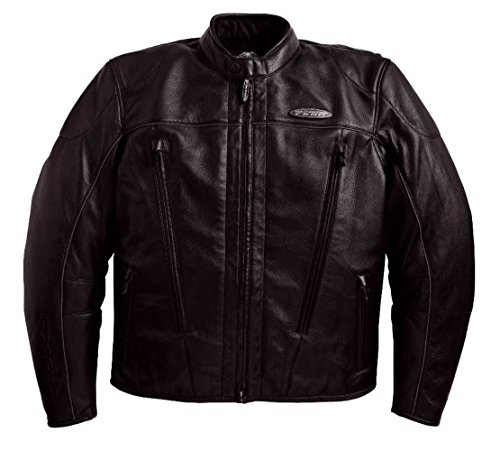Harley-Davidson Men's FXRG Midweight Leather Jacket 98518-09VM (L)