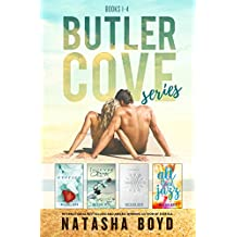 The Butler Cove Series: Books 1-4