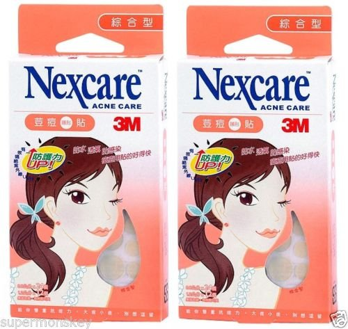 nexcare facial products
