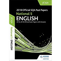 National 5 English 2018-19 SQA Past Papers with Answers