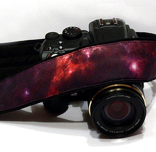 Cosmos Camera Strap. DSLR Camera Strap. Galaxy Camera Strap. Camera Accessories by LiVe Design; 062