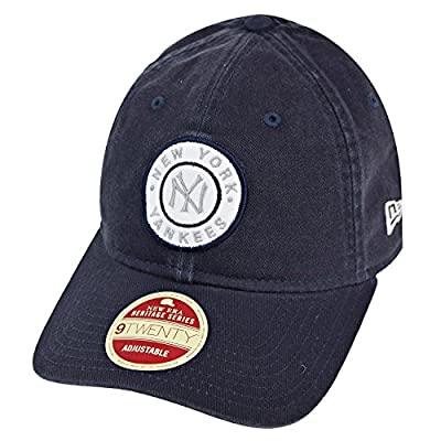 New Era New York Yankees Classic Team Ballcap Men's Strapback Hat Cap Navy Blue 11463739