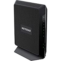 NETGEAR Nighthawk AC1900 (24x8) DOCSIS 3.0 WiFi Cable Modem Router Combo (C7000) for Xfinity from Comcast, Spectrum, Cox, more (Renewed)