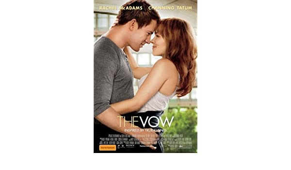 The vow movie script screenplay based on the true story of the the vow movie script screenplay based on the true story of the vow by kim and krickitt carpenter with dana wilkerson abby kohn marc silverstein fandeluxe Image collections