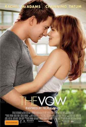 THE VOW : Movie Script Screenplay (Based on the true story of The Vow by Kim and Krickitt Carpenter with Dana Wilkerson)