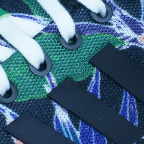 Adidas Original Zx Flödes Mens Gymnastikskor / Skor-svart-5