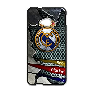 Happy Real Madrid VS Schalke 04 Cell Phone Case for HTC One M7