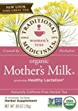 Cheap Traditional Medicinals Organic Mother's Milk All New Super Savings Pkg 16-Count (Pack-of-12)