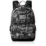 Superdry Maison Montana Backpack, Grey Camo, One Size