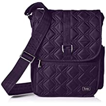 Lug Moped Day Pack Messenger Bag, Concord Purple