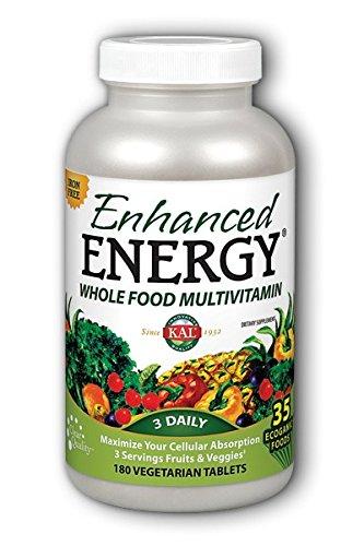 - Enhanced Energy Iron Free Kal 180 Tabs