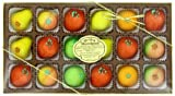 Best Marzipans - Bergen Marzipan M-1 Assorted Fruit, 8 Ounce Review