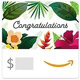 Amazon.ca Gift Card - Congrats Floral