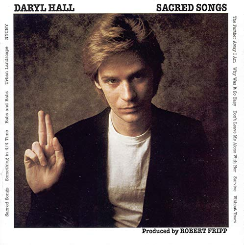 Sacred Songs - Daryl Doors