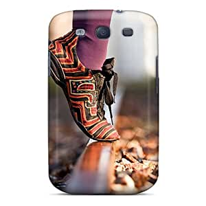 High-end Case Cover Protector For Galaxy S3(in Shoes)