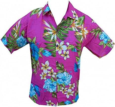 Produit Pacifique Camisa hawaiana Vintage niño Rosa Rose: Amazon.es: Ropa y accesorios
