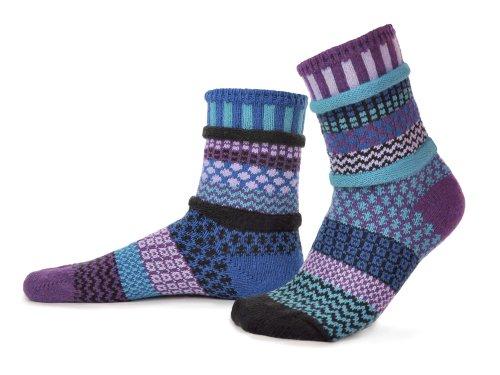 Solmate Socks Mismatched Crew