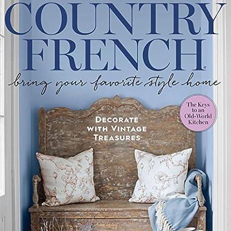 Fine Country French Magazine Spring Summer 2018 Back By Popular Demand F W 2017 Download Free Architecture Designs Momecebritishbridgeorg