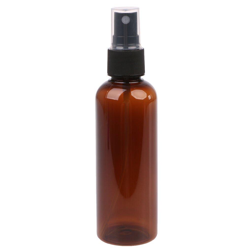Junlinto 100 ML Rechargeable Pompe de Presse Pompe Bouteille de Liquide Atomiseur de Parfum Liquide Chaud Vert