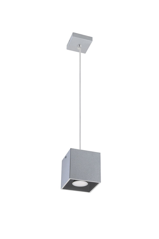 Bauhaus – Lámpara de techo (Diseño hogar, rectangular pantalla ...