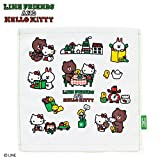 Best Sanrio Friend Towels - Sanrio LINE FRIENDS & Hello Kitty hand towel Review