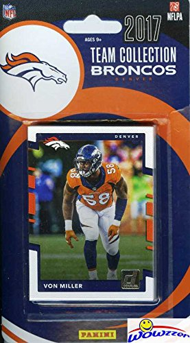 Broncos Donruss Football Factory Complete