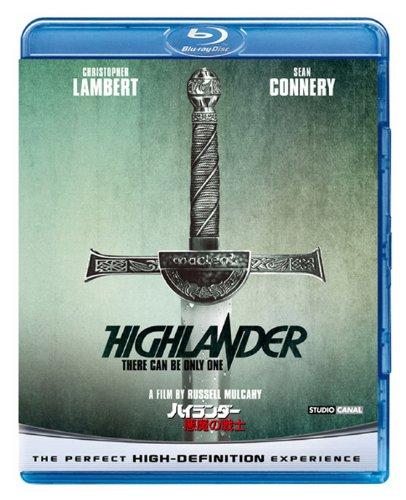 ハイランダー/悪魔の戦士 【ブルーレイ&DVDセット】 [Blu-ray] B00438QBMG