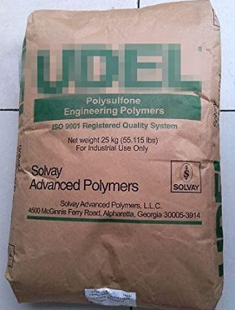 Amazon.com : Solvay UDEL P-1700 NT11 Natural Polysulfone (PSU) Resin ...