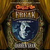 The Vampire Prince: Cirque Du Freak #6 | Darren Shan