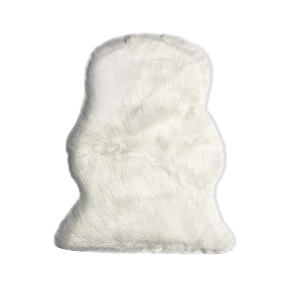 Amazon.com: Manta super suave imitación de piel de piel de ...