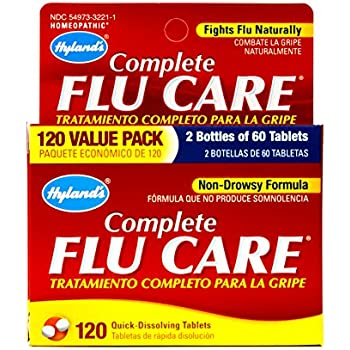 Hylands Complete Flu Care, 120 Tablets