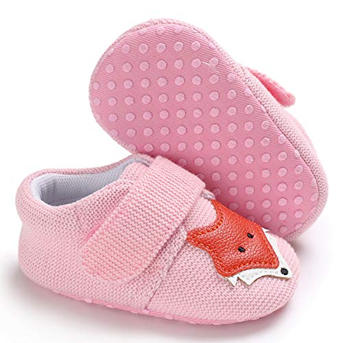 Sawimlgy US Infant Baby Boys Girls Cute Slippers Cozy Booties Moccasins Gift Shoes -