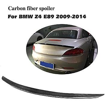 Amazon Com Jcsportline Carbon Fiber Rear Boot Lip Spoiler