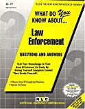 What Do You Know about Law Enforcement?, Rudman, Jack, 0837370779