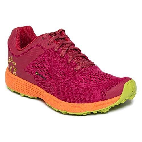 Icebug Women's DTS3 RB9X Shoes Raspberry / Neon Orange 8.5