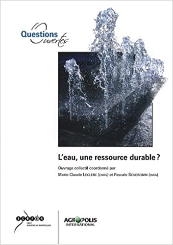 En ligne téléchargement gratuit L'eau , une ressource durable ? epub pdf