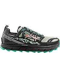 Altra Footwear Women's Lone Peak 3.0 Neoshell Trail Running Shoe,Black/Mint,US 8