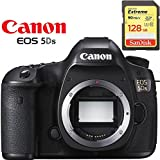 Canon EOS 5DS DSLR Camera (Body Only) International Version (No Warranty) Starter Kit