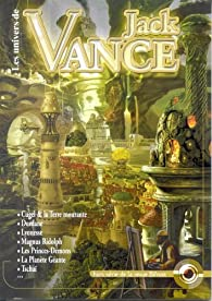 Bifrost, hors série : Les Univers de Jack Vance par Revue Bifrost