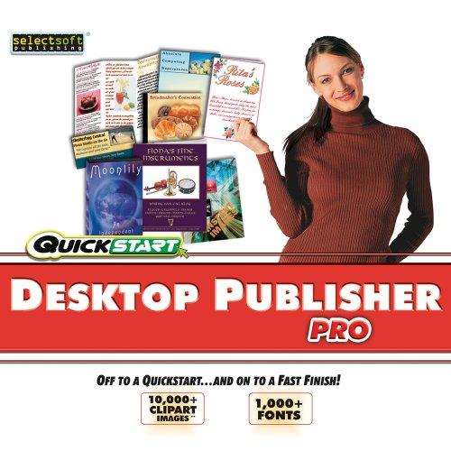 Quickstart Desktop Publisher Pro Download product image