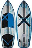 Ronix Hex Shell Thruster Wakesurfer Sz 4ft 7in