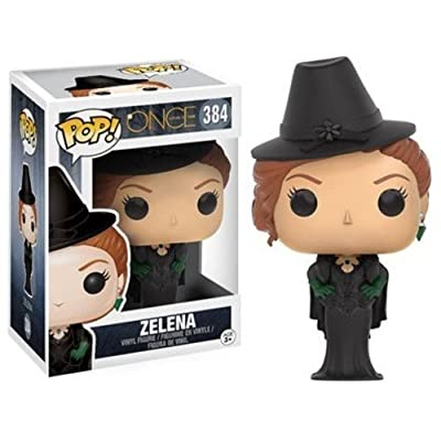 Funko Pop! TV: Once Upon a Time - Zelena Vinyl Figure: Funko Pop! Television: Toys & Games
