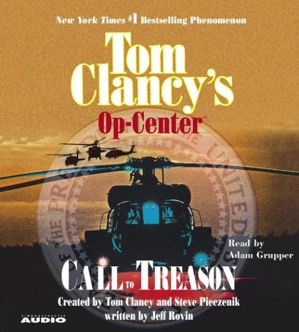 Tom Clancy's Op-Center: Call To Treason pdf