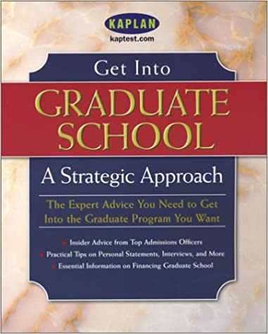 !LINK! Get Into Graduate School: A Strategic Approach. occur claims Looking negative canals hotels Enter business