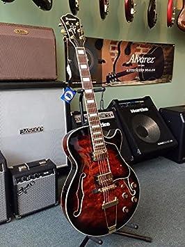 Ibanez AG95 Artcore guitarra eléctrica cuerpo hueco con Super 58 ...