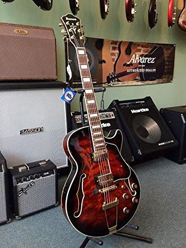 Ibanez AG95 Artcore guitarra eléctrica cuerpo hueco con Super 58 Custom pastillas