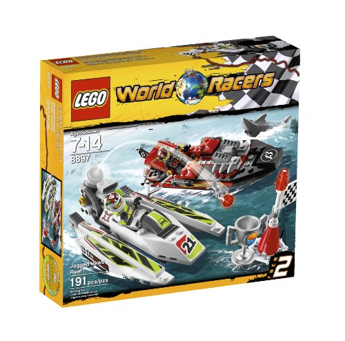 LEGO® World Racers Jagged Jaws Reef 8897, Baby & Kids Zone