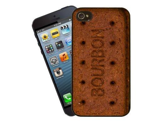 Eclipse idées cadeau pour iPhone 5/5S Motif Bourbon Biscuit