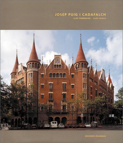 Download Josep Puig I Cadafalch pdf epub